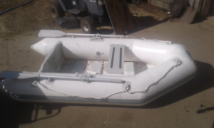 Z-ray series 200 inflatable boat