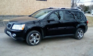 2008 Pontiac Torrent Camionnette