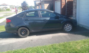 2011 Ford Fiesta Sedan $5500 Certified and E tested London Ontario image 2