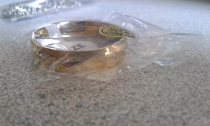 Lord of the rings LOTR replica movie ring