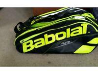 New babolat tennis racket bag