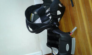 used evenflo infant carseat