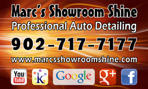 PROFESSIONAL - MOBILE - AUTO DETAILING