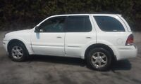 2002 Oldsmobile Bravada Berline