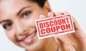 Discount coupon Campbell River Comox Valley Area image 1