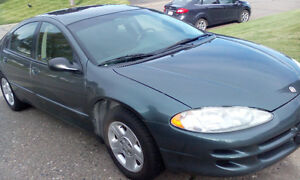 2003 Automatic Intrepid SE Low KMs Prince George British Columbia image 3