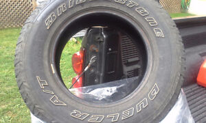 Bridgestone  Dueler for sell Peterborough Peterborough Area image 3