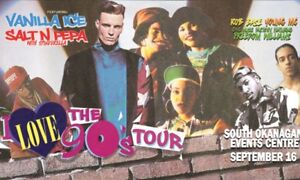 I Love the 90s Concert Tickets