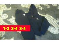 Convers boys tracksuits
