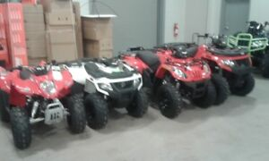 GREAT DEALS ON ATV`s & SIDE X SIDES FOR  CHRISTMAS