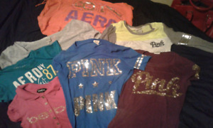 WOMANS SMALL NAME BRAND SHIRTS!!!