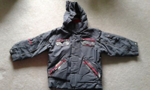 Boy's Jacket Monster brand size 5 (for 5 years old)