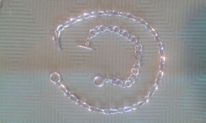 Silver plate jewelry
