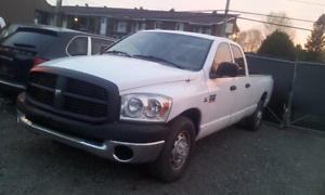 2007 Dodge Power Wagon utilitaire Camionnette