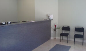 2 Rooms Available $750 & $950 - Modern office space for lease.