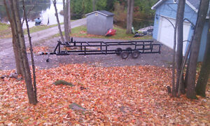 rent pontoon trailer Kawartha Lakes Peterborough Area image 2