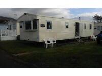 ABI Horizon Static Caravan 2014 - Reduced Price £14,000 (was £17,995) - 8 Berth Fully Equipped