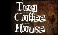 Fog Lit - Teen Coffee House with Kathleen Peacock