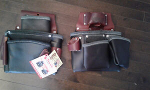 Occidental leather tool belt ceinture Milwaukee