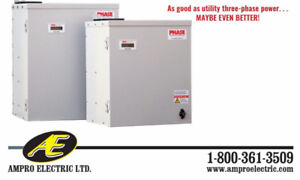 Phase Perfect Digital Phase Converters