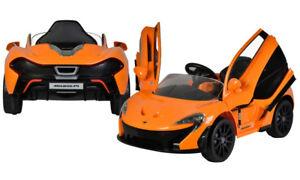 BOXING WEEK SALE!! LISENCED MCLAREN P1 RIDE ON CAR!12V!!REMOTE