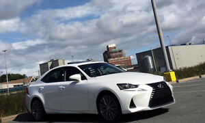 2017 Lexus IS 300 Sedan lease takeover
