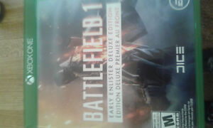 Battlefield 1 early enlisted edition code not used.