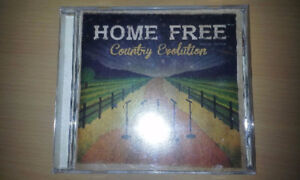 Home Free Country Evolution Cd for Sale