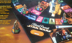 Board game Trivial Pursuit Star Wars  Classic Trilogy Collectors