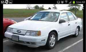 WANTED: 1995 Ford taurus SHO 3.0L