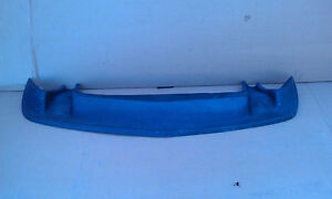1970-1978 Ducted Front Spoiler Urethane Rubber that fits Datsun