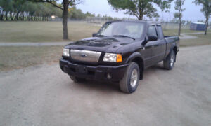 2003 Ford Pickup Truck