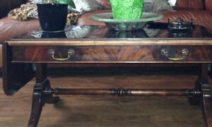 Antique Mohogany Coffee Table