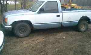 1989 gmc 1500 2wd parts or beater