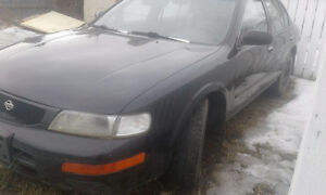 1997 Nissan Maxima Sedan $800 quick sale