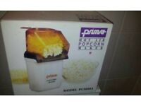 Prima hot air popcorn maker brand new in box