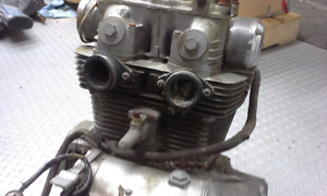 1972 Honda CB350 - parts engine