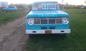 1968  Fargo dump truck