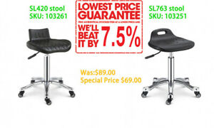 Salon/Styling/Barber Chair/Stool, Shampoo Unit, From$69!
