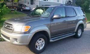 2004 Toyota Sequoia Camionnette