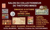 SALON DU COLLECTIONNEUR DE THETFORD MINES