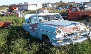 Parting out 1955 -1956  custom Royal