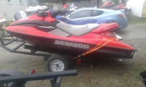 sea-doo's for sale make a offer. must go moving.