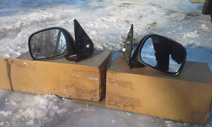 DODGE RAM 3500 2500 1500 MIRRORS. Power. Heated.