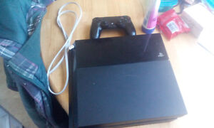 PS4 , like new $225