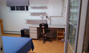 Furnished bachelor next to UNB campus all inclusive for$595