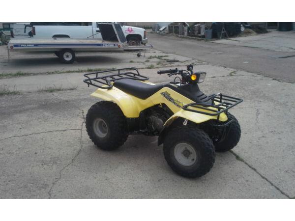 Used 2003 Suzuki QuadRunner LT160