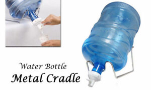 Cradle with Valve/Tap for Bottle Water, New with Tags!