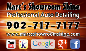 Professional Mobile Auto Detailing  (pickup + delivery option)