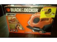 BLACK AND DECKER MOUSE SANDER/ POLISHER